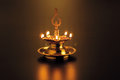 Oil Lamp Stock Images - 27179474
