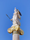 Statue Of Goddess Athena, Athens, Greece Royalty Free Stock Image - 27185866