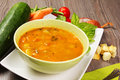 Vegetable Soup Royalty Free Stock Image - 27188726