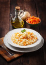 Pumpkin Risotto Royalty Free Stock Photo - 27196095