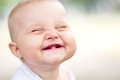 Beautiful Smiling Cute Baby Stock Photo - 27203160