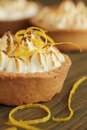 Lemon Tart Royalty Free Stock Image - 27204536