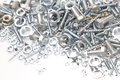 Nuts And Bolts Stock Photos - 27212863