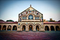 Stanford Memorial Church Royalty Free Stock Images - 27213089