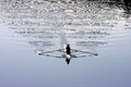 Rowing At The River Arno In Florence, Italy Stock Photos - 27216423
