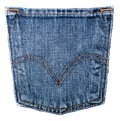 Jeans Pocket Stock Images - 27235314