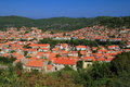 Croatian Village Of Korcula Island Royalty Free Stock Images - 27235619