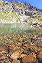 Lake In The Mountains Royalty Free Stock Image - 27238436