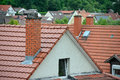 Tile Roof Stock Images - 27238864