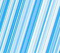 Blue And White Diagonal Stripes Stock Image - 27252111