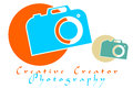 Camera Logo Stock Photography - 27268792