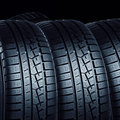 Car Tires Royalty Free Stock Images - 27273139