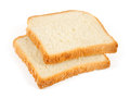 Two Slices Of Wheaten Toast Bread Royalty Free Stock Photo - 27280005