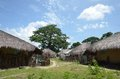 African Village Stock Images - 27285844