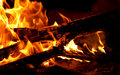 Fire Place Stock Image - 27324411
