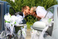 Passionate Married Couple Kissing Stock Photography - 27332662