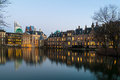 Dutch Parliament Buildings In The Hague Stock Photography - 27335952