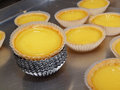 Egg Tarts Royalty Free Stock Images - 27336249