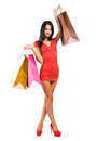 Let S Go Shopping! Royalty Free Stock Photography - 27357877