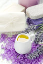 Lavender Oil Royalty Free Stock Photography - 27362397