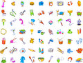 Everyday Objects Icons Stock Photos - 27372993