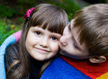 Brother And Sister Stock Photography - 27373272
