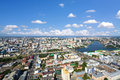 Yekaterinburg City Center, Aerial View Stock Photo - 27373990