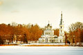 Russian Orthodox Church Royalty Free Stock Photos - 27385098