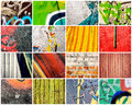 Abstract Walls Royalty Free Stock Images - 27395559