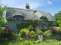 Thatched Cottage Stock Photography - 2743172