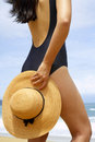 Straw Hat Stock Images - 2745724