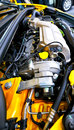 New Car Engine Stock Photography - 27407752