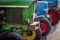 Old Tractors Stock Image - 27409971