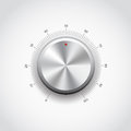 Metal Button Stock Images - 27422594