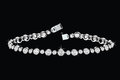 Diamond Bracelet Stock Image - 27426361
