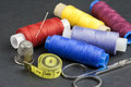Tailors Tools Stock Image - 27431321