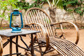 Garden Furniture Royalty Free Stock Photography - 27442947