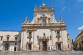 Mother Church. Galatina. Puglia. Italy. Stock Photo - 27447080