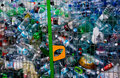 Recycled Bottles Royalty Free Stock Photos - 27455488