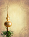 Gold Christmas Tree Top Stock Images - 27458384