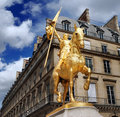 Jeanne D Arc. Royalty Free Stock Image - 27458806
