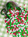 Christmas Candy Buffet Royalty Free Stock Image - 27477046