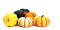 A Group Of Colorful Squash Royalty Free Stock Image - 27482056