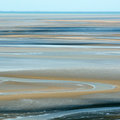 Sand At Low Tide Royalty Free Stock Photo - 27483175