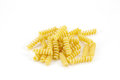 Pasta Noodles On White Background, Isolated Royalty Free Stock Photos - 27491988