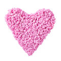 Candy Heart Stock Image - 27504671