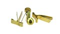 Brass Fastener Stock Images - 27520744