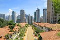 Malaysia/KL: Residential Area And High-Rise Condos Stock Images - 27532124