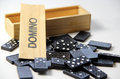 Domino Stock Image - 27541441