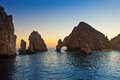 Land S End In Cabo San Lucas Stock Images - 27558614